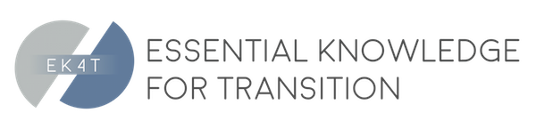 Essential Knowledge for Transition